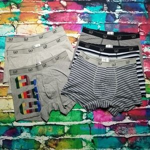 GAP Factory • Medium Boxer Brief Bundle • LOT OF 6